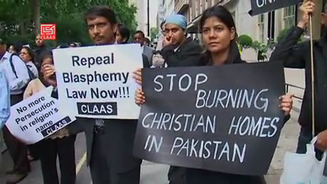 i a blasphemy law 1 The blasphemy law in pakistan a brief on its content, and application against ahmadis the so-called blasphemy clause section 295-c was introduced in pakistan penal code in 1986.