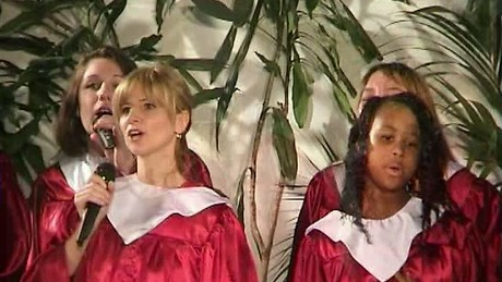 cross.tv - 271111 Christmas Gospel Choir